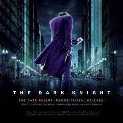 Cover art for The Dark Knight (Bonus Digital Release)
