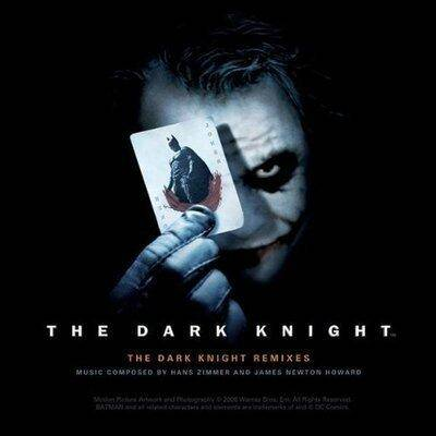 Cover art for The Dark Knight (The Dark Knight Remixes)