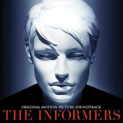 Cover art for The Informers