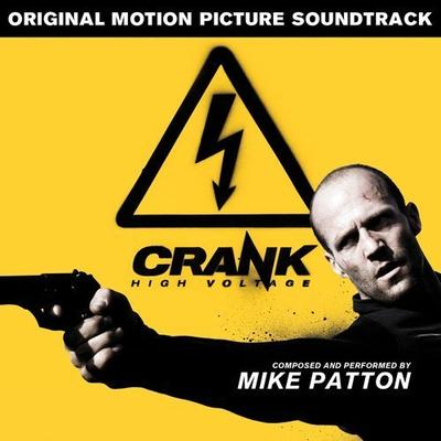 Cover art for Crank: High Voltage