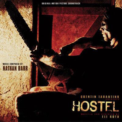 Cover art for Hostel