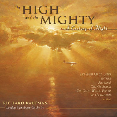 Cover art for The High And The Mighty - A Century of Flight