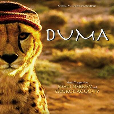 Cover art for Duma