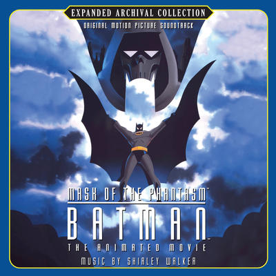 Cover art for Batman: Mask of the Phantasm