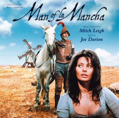 Cover art for Man of La Mancha