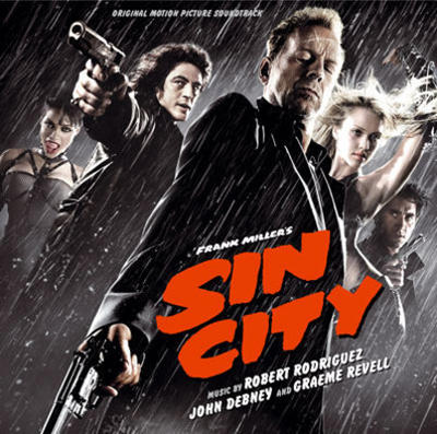 Cover art for Sin City