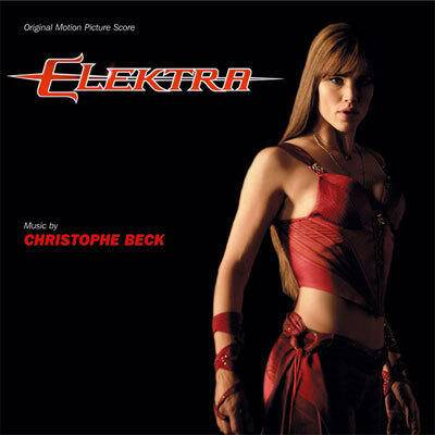 Cover art for Elektra