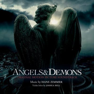 Cover art for Angels & Demons