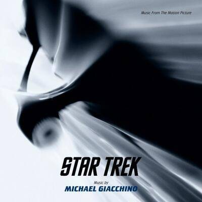 Cover art for Star Trek (Music from the Motion Picture)