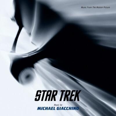 Cover art for Star Trek