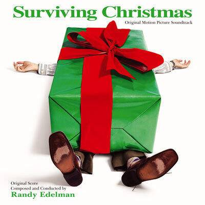 Cover art for Surviving Christmas