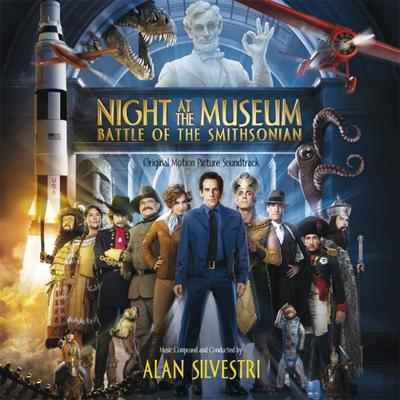 Cover art for Night at the Museum: Battle of the Smithsonian