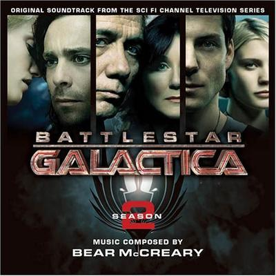 Cover art for Battlestar Galactica (Season 2)