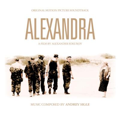 Cover art for Aleksandra