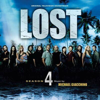 Cover art for Lost: Staffel 4