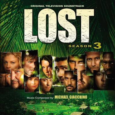 Cover art for Lost: Staffel 3