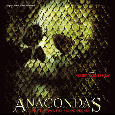 Cover art for Anacondas: The Hunt for the Blood Orchid