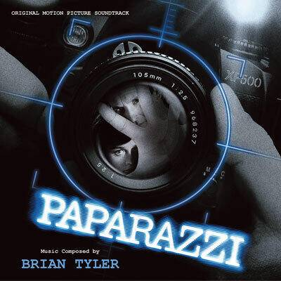 Cover art for Paparazzi