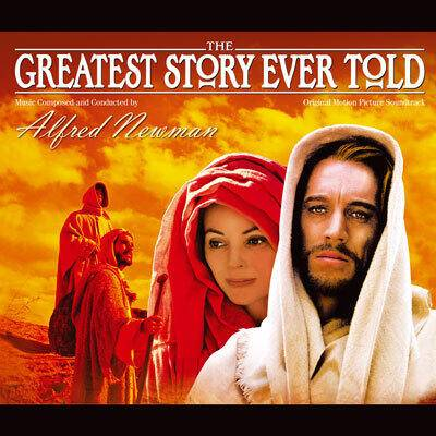 Cover art for The Greatest Story Ever Told