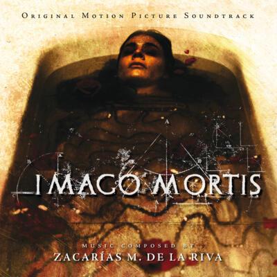 Cover art for Imago mortis