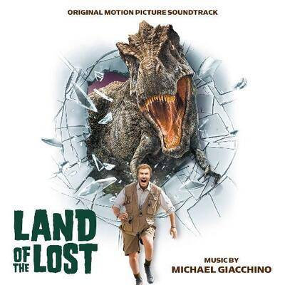 Cover art for Land of the Lost