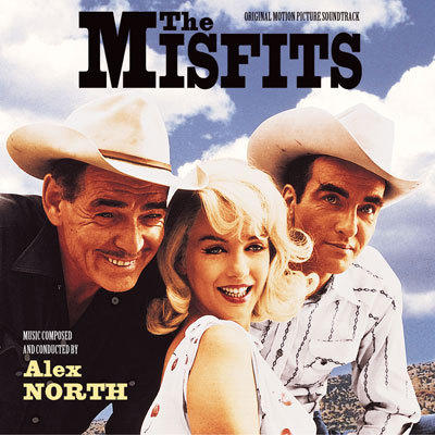 Cover art for The Misfits