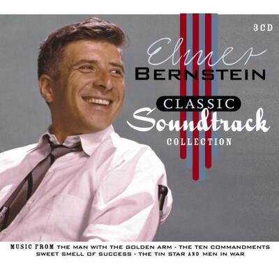 Cover art for Elmer Bernstein - Classic Soundtrack Collection