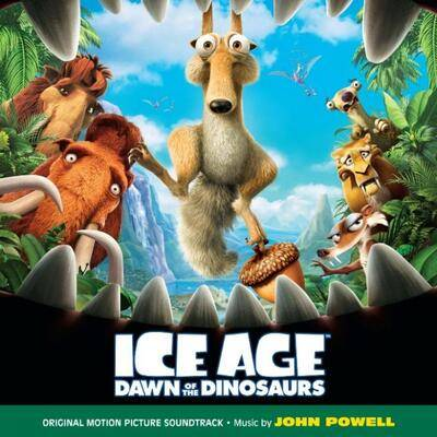Cover art for Ice Age: Dawn of the Dinosaurs