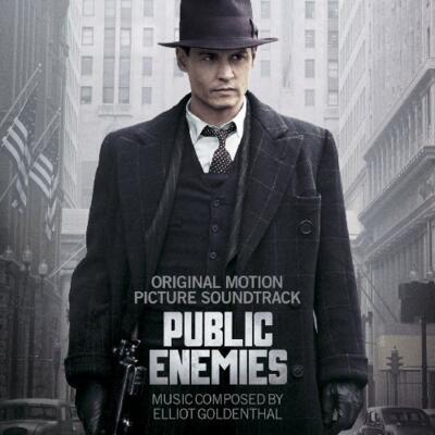 Cover art for Public Enemies