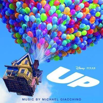 Cover art for Up