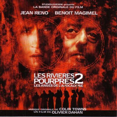 Cover art for Les Rivières pourpres II - Les anges de l'apocalypse