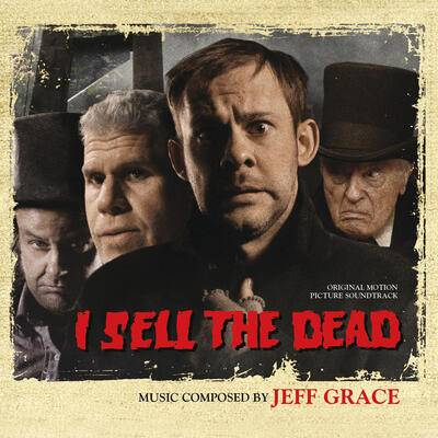Cover art for I Sell the Dead