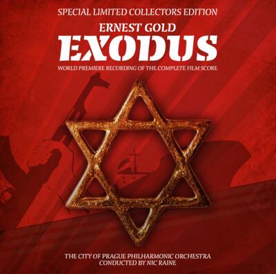 Cover art for Exodus