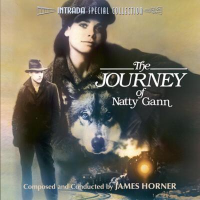 Cover art for The Journey of Natty Gann