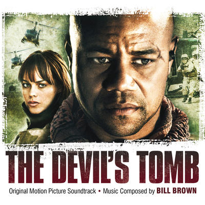 Cover art for The Devil's Tomb