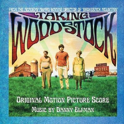 Cover art for Taking Woodstock