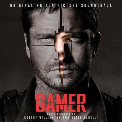 Cover art for Gamer