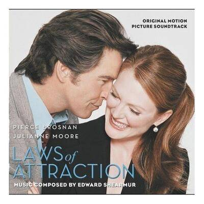 Cover art for Laws of Attraction