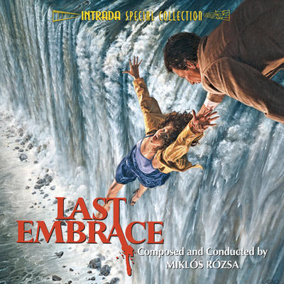 Cover art for Last Embrace
