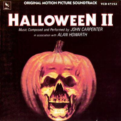 Cover art for Halloween II