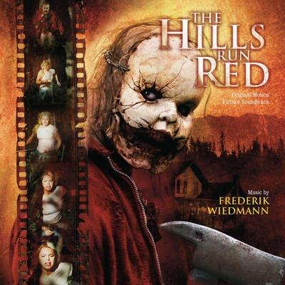 Cover art for The Hills Run Red