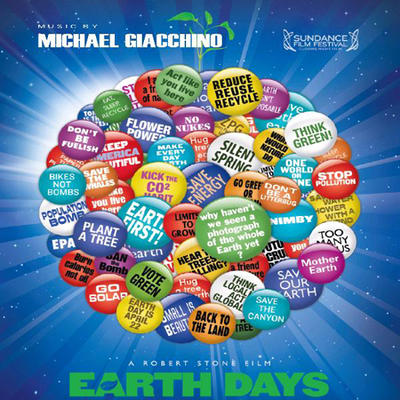 Cover art for Earth Days