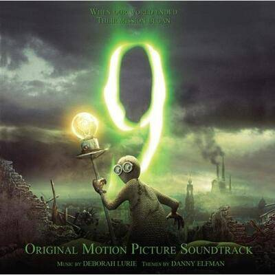 Cover art for 9 (Original Motion Picture Soundtrack)