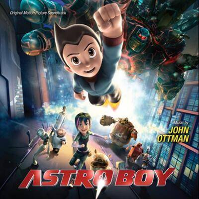 Cover art for Astro Boy