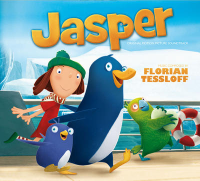 Cover art for Jasper: Journey to the End of the World