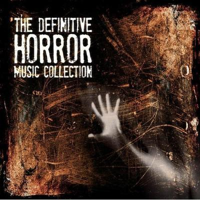 Cover art for The Definitive Horror Collection