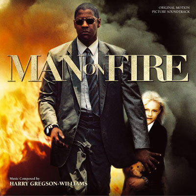 Cover art for Man on Fire