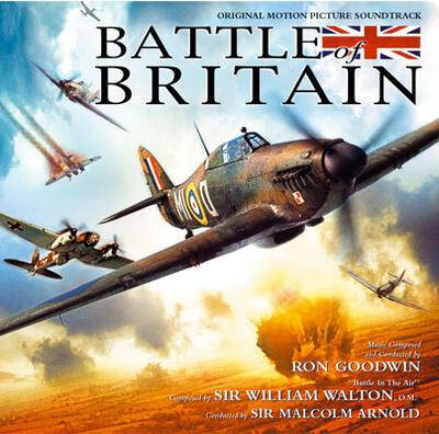 Cover art for Battle of Britain