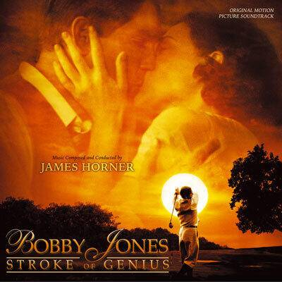 Cover art for Bobby Jones: Stroke of Genius