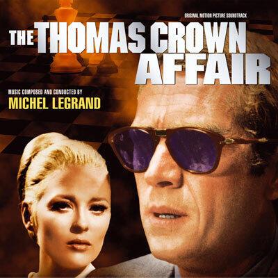 Cover art for The Thomas Crown Affair